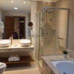 banheiro suíte presidencial