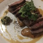 New York Steak - wow