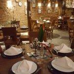 Fabrizio Restaurant en el interior.
