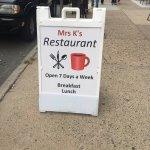 Mrs K's Koffee Shopの写真