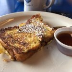 Side of Cinnamon Fritter French Toast