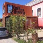 Fachada Café com Historia