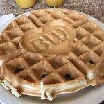 Best Western waffles!