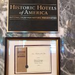 The hotel's recent renovations guarded the elegance of it's rich history's past but, the modern