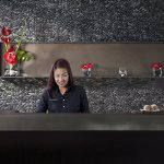 NEWResort Front Desk Woman XF