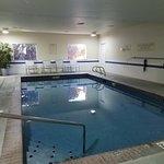 西塔機場萬豪費爾菲爾德飯店照片