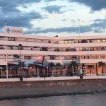 Strand Hotell Borgholm Foto