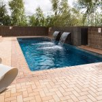 Outdoor Seasonal Pool & Spa