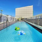 Kids Swimming Pool at rooftop