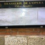 Foto de Brasserie du Grand Café de l'Opéra