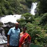 Iruppu Falls from the View point