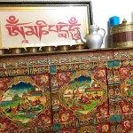 Foto de Tibetan Family Kitchen