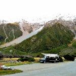Foto de DOC White Horse Hill campsite