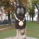 Photo of Hedgehog Monument