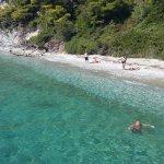 "I Skopelos fra ""Mamma mia"" båtturen."