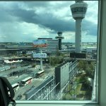 Schiphol view