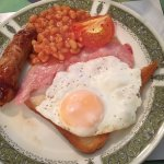 Tasty English Breakfast