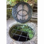 The Chalice well covre