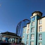 Big Blue Hotel Foto