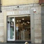 Billede af Gina la Piadina