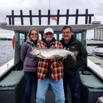 Fish aboard Collingwood's best equipped fishing charter boat!