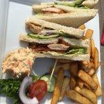 Great club sandwich