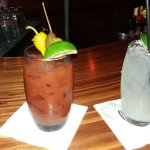 Bloody M and Margarita