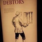 Debtors punishments