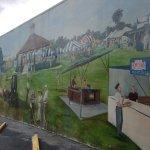 Murals of Lake Placidの写真