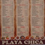 Photo de Playa Chica