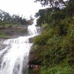 Attukal water fall Munnar