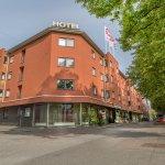 Exterior of Spar Hotel Gårda