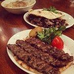 Shawarma lamb  Vermicelli rice