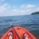 Great day for Kayaking