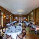 Salle du restaurant Le Cèdre