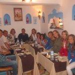 Famille Espagnol  Diner