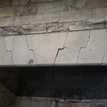 detail of the fireplace - mediaeval engineering