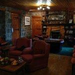 Open Fire Lounge