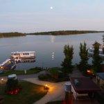 Abendliche Stimmung am See