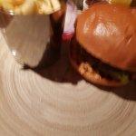 Dinner burger
