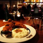 Best fried chicken I've ever had in a restaurant.