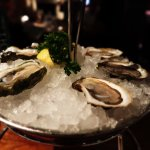 east and west coast oysters. Get both!