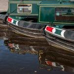 beautiful canal boats