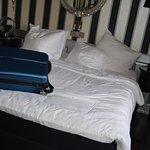 Habitaciòn con la cama grande
