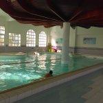Vielle cette piscine et pas très propre