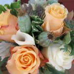 My bridal Bouquet