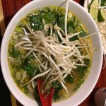 Curried Chicken Pho