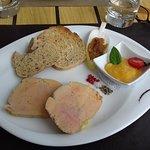 Foie gras mi cuit, un délice 😊