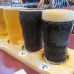 Sample of 4 Tap Beers (Your Choice), MindenMeat and Deli, Minden, Nevada