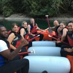 River Rafting with Triad River Tours!